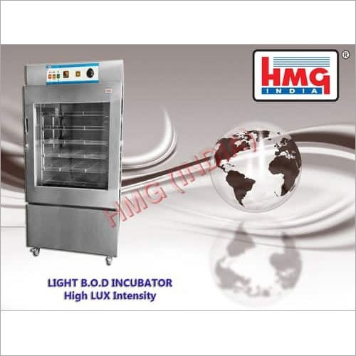 Glass Door BOD Incubator