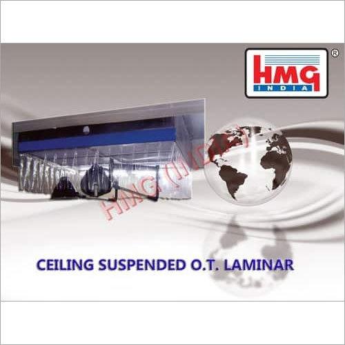 Ceiling Suspended OT Laminar
