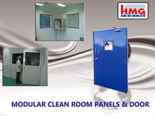 Modular Clean Room Panel & Door