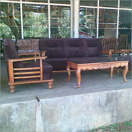 Teak Wood Sofa Sets