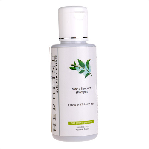 Henna Liquorice Shampoo 100