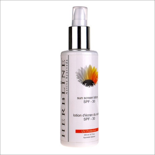 Sunscreen Spf 30 200 Ml