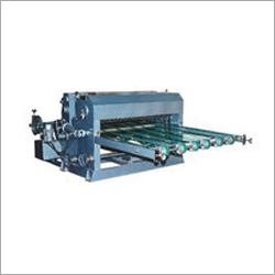 Corrugated Reel To Sheet Cutter