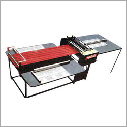 Book Pasting Machine