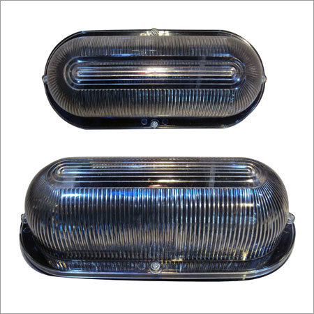 Die Cast Aluminum Bulkhead Light