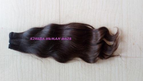 Natural Brown Color Wave