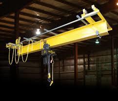 Under Running Overhead Cranes