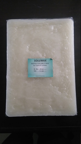 Water Soluable Wax