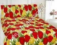 Yellow Printed Quilts