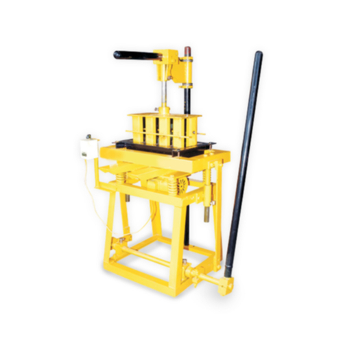 Hand Operated Brick Making Machine