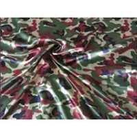 Laminated Camouflage Fabric