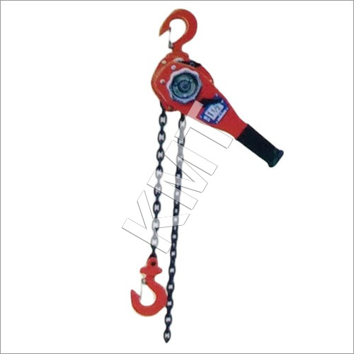 Ratchet Lever Hoist