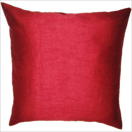 Faux Silk Satin Cushion Cover