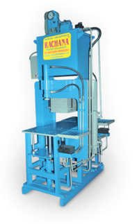 High Pressure Paver Block Machine 70 Ton
