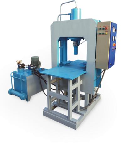 Paver Block Machine Center Demoulding System