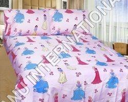 Vermillion Satin Red Comforter