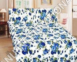 White Patches Double Comforter