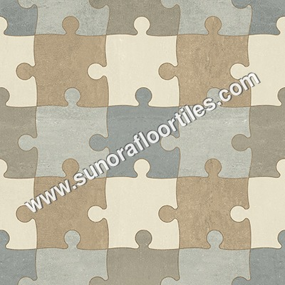 Designer Matt Floor Tiles