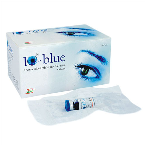 Trypan Blue Ophthalmic
