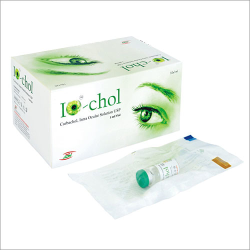 Carbachol Intraocular Solution