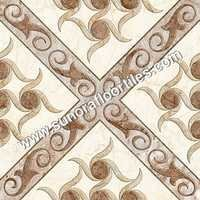 Digital Glossy Floor Tiles