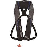 Laminated Fabric For Inflatable Life Jackets Vests