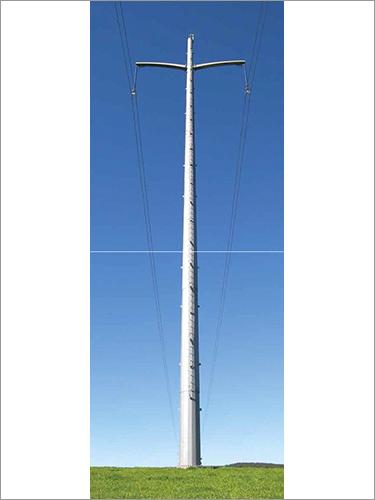 HT-LT Line Pole