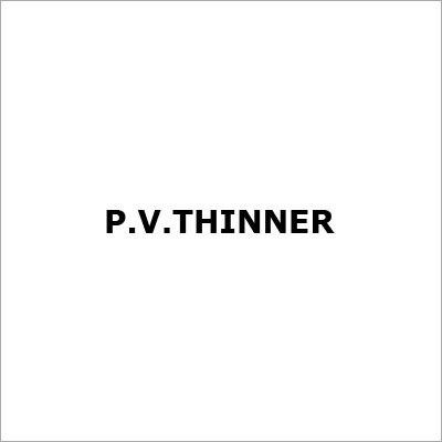 P.V.Thinner