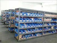 Iron Slotted Angle Racks