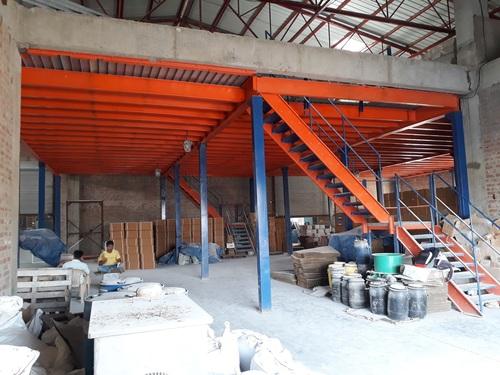 Mezzanine Floor Racks