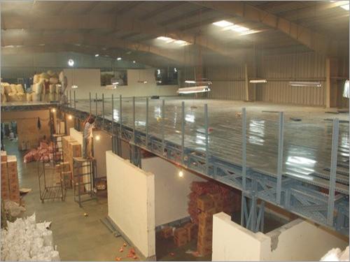 Commercial Mezzanine Floor