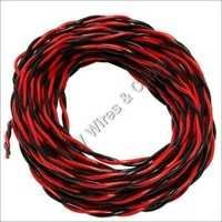 Twin Twisted Flexible Wire
