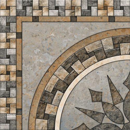 Grey Digital Floor Tiles