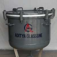 200 Ltr Glass Lined Pan