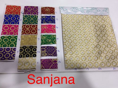Exclusive Blouse Fabrics