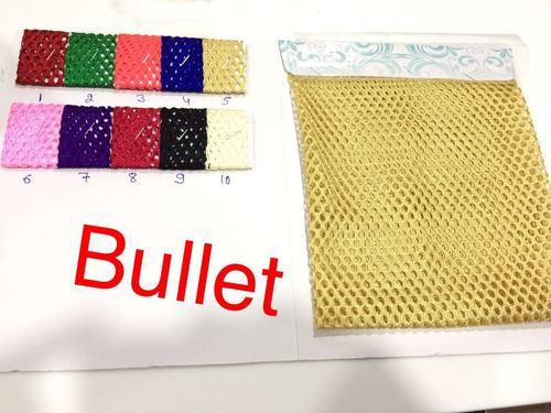 Bullet Blouse piece fabrics