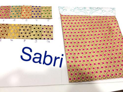 Sabri Blouse piece fabrics