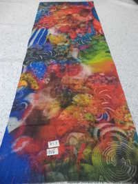 Woolen Digital Printed Stoles
