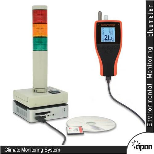 Climate Monitoring System