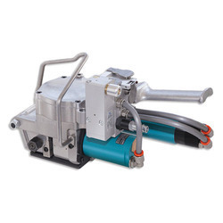 Pneumatic Sealless Plastic Strapping Machine