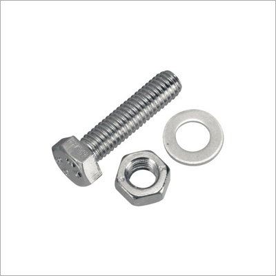 Hex Nut Bolt Washer