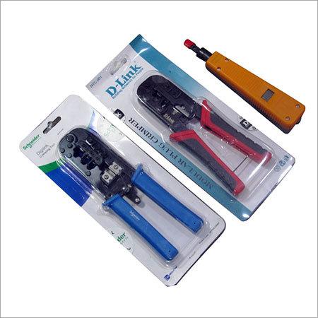 Modular Plug Crimper