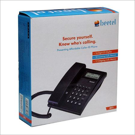 Beetel Caller Id Phone