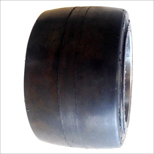 Press-On Band Tyre