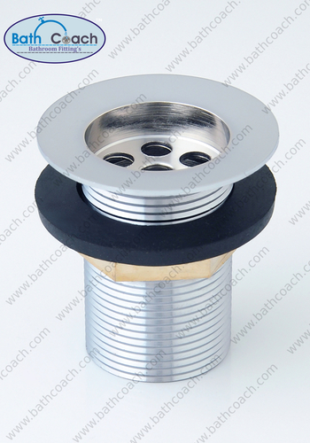 Brass Full Thread Waste Coupling