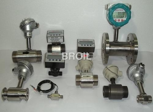 Liquied Flow Sensor And Meter