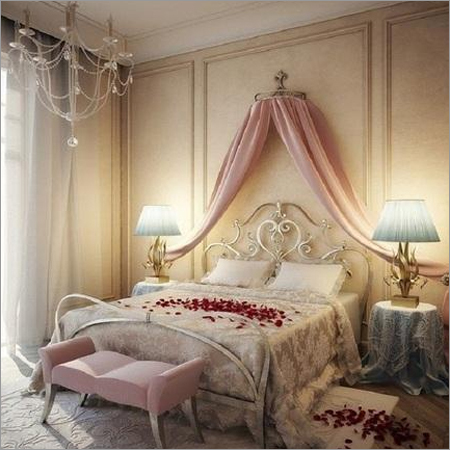 Master Bed Room Home Decor