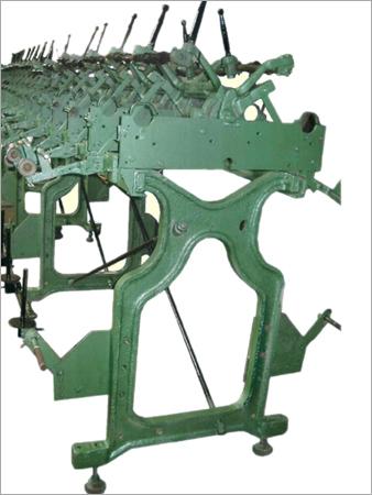 Macroll Winding Machine