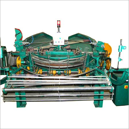 High Speed Shuttleless Loom