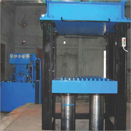 Jute Hydraulic Press